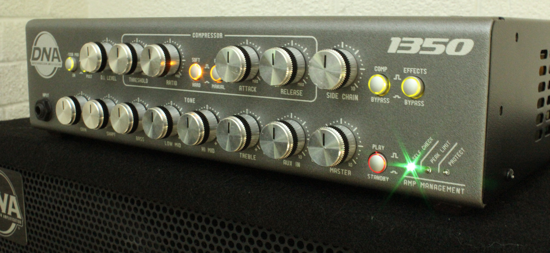 DNA-1350 amplifier