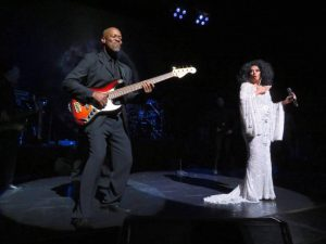 CC Thomas Live with Diana Ross