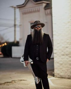 Caleb Mundy Hat n Beard