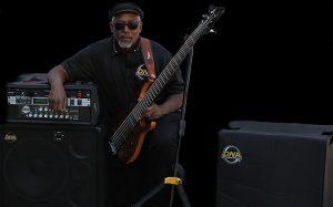 Ron Buckner with DNA Amp